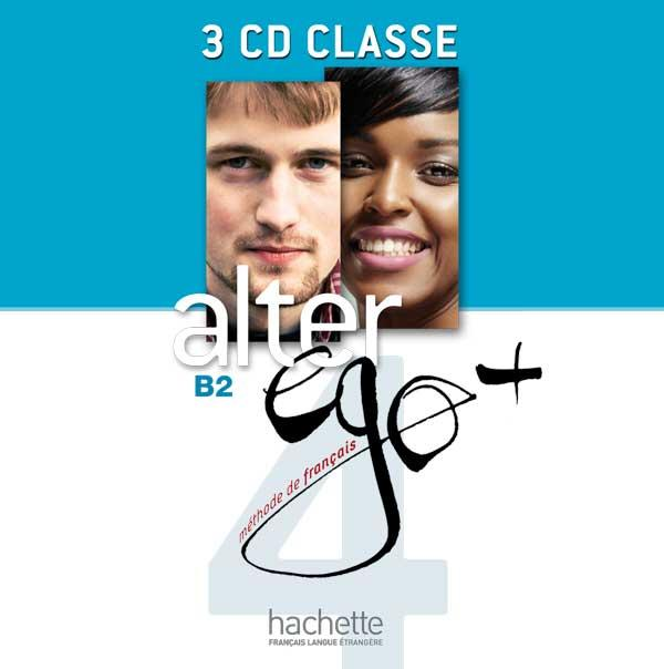 : Alter Ego + 3 : Cahier d'activits + CD audio