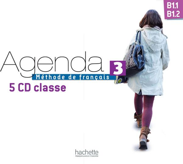 Agenda 3 B1.1/B1.2 : CD audio classe