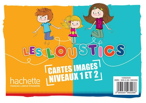 Les Loustics 1 et 2 : Cartes images en couleurs (x200)