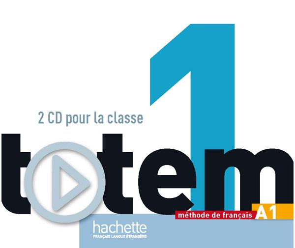 Totem 1 - CD audio classe