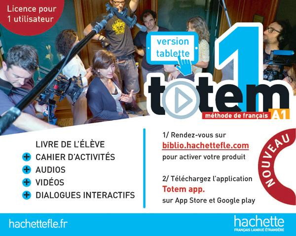 TOTEM 1  appli carte de téléchargement