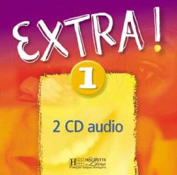 Extra ! 1 - CD audio classe (x2)