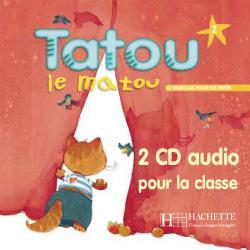 Tatou le matou 2 - CD audio classe (x2)