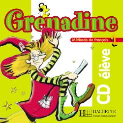 Grenadine 1- CD audio élève
