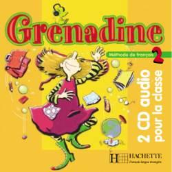 Grenadine 2 - CD audio classe (x2)