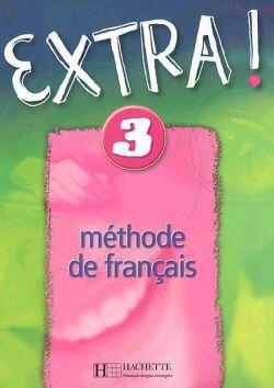 Extra ! 3 - Livre de l'élève