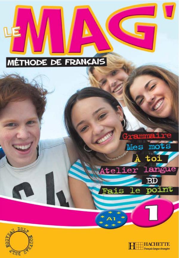 Le Mag' 1 - Livre de l'élève
