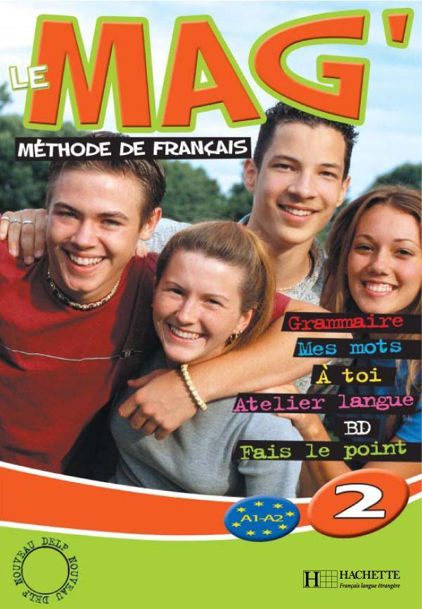 Le Mag' 2 - Livre de l'élève