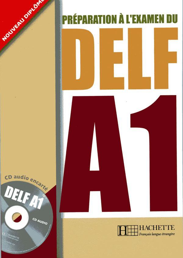 DELF A1 + CD audio