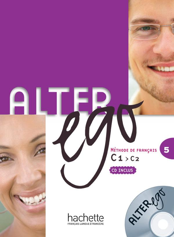 Alter Ego 5 - Livre de l'élève + CD audio classe (MP3)