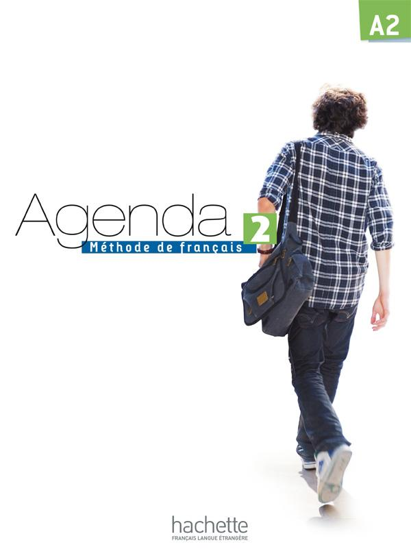 Agenda 2 - Livre de l'élève + DVD-Rom