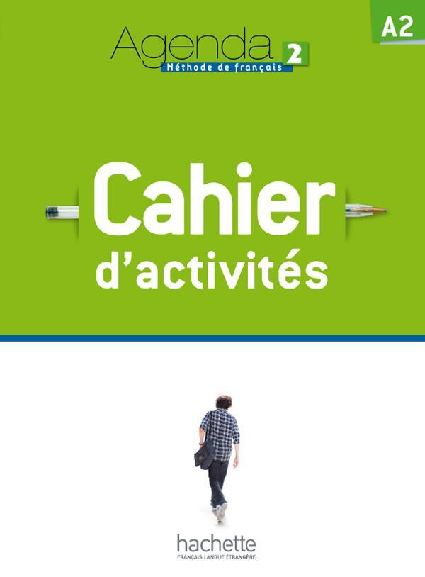 Agenda 2 - Cahier d'activités + CD audio