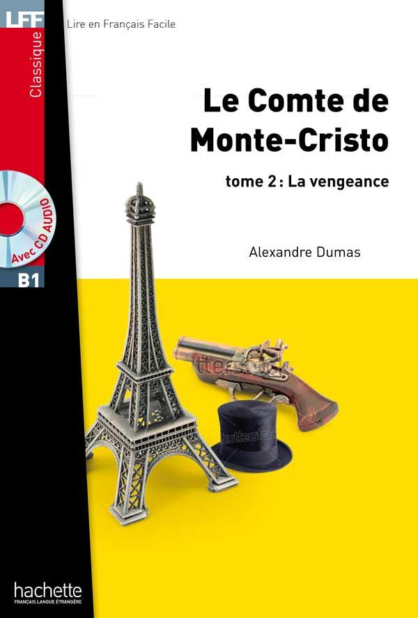 Le Comte de Monte Cristo Tome 2 + CD Audio MP3