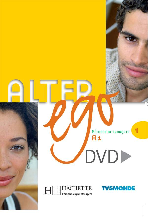 Alter Ego 1 - DVD NTSC