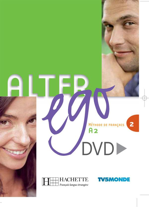 Alter Ego 2 - DVD NTSC