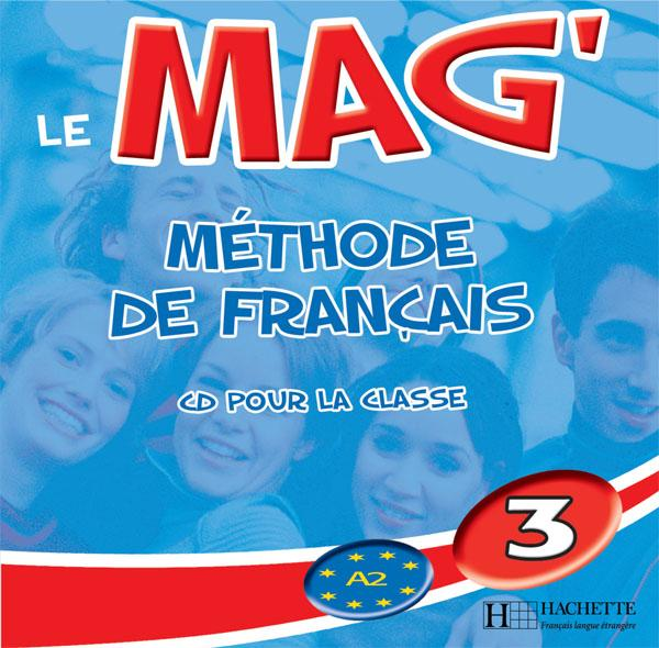 Le Mag' 3 - CD audio classe
