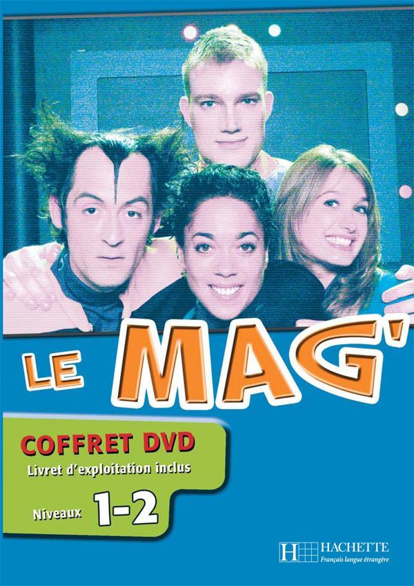 Le Mag' 1 et 2 - DVD NTSC