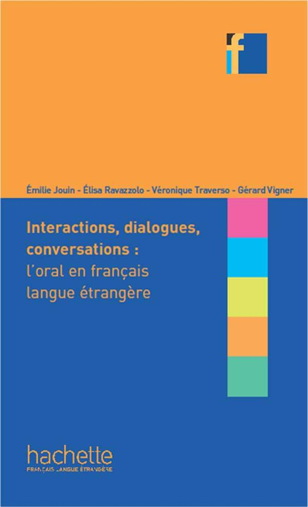 Collection F - Interactions, dialogues, conversations - l'Oral en FLE