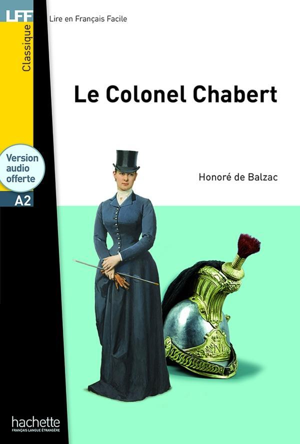 LFF A2 : Le Colonel Chabert + CD Audio MP3
