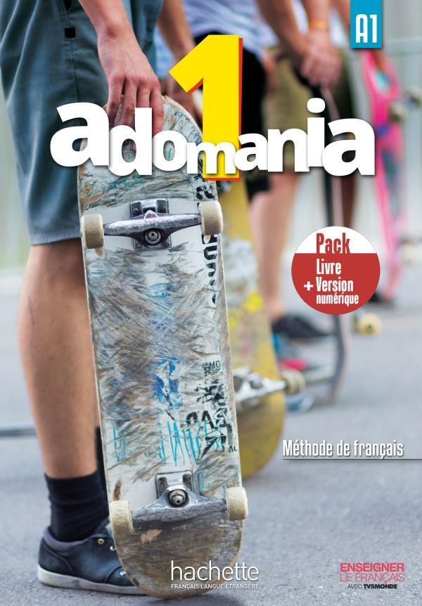 Adomania 1 - Pack Livre + Version numérique