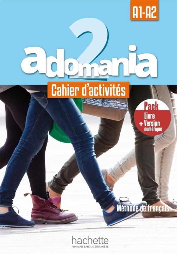Adomania 2 - Pack Cahier + Version numérique