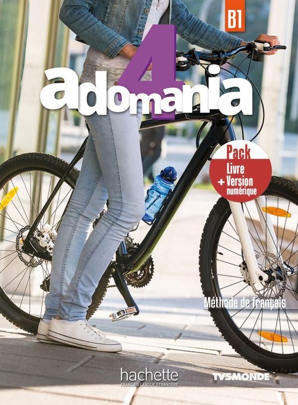 Adomania 4 - Pack Livre + Version numérique