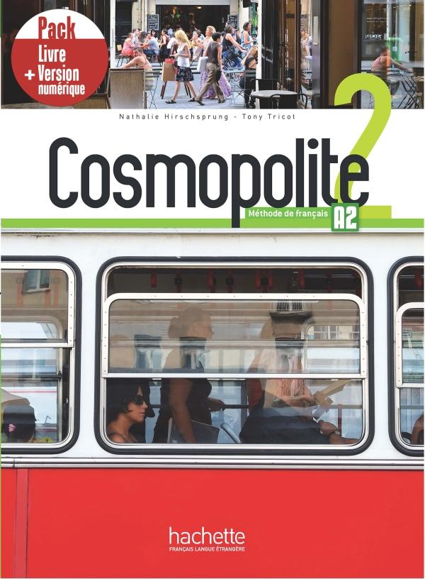 Cosmopolite 2 - Pack Livre + Version numérique