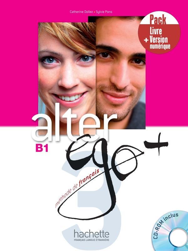 Alter Ego + 3 - Pack Livre + Version numérique