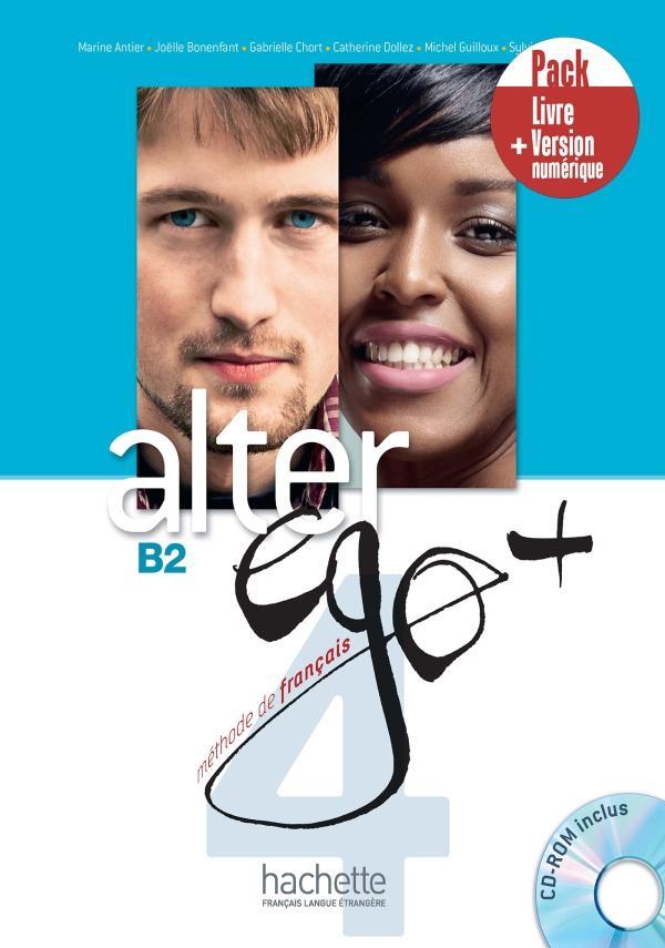 Alter Ego + 4 - Pack Livre + Version numérique
