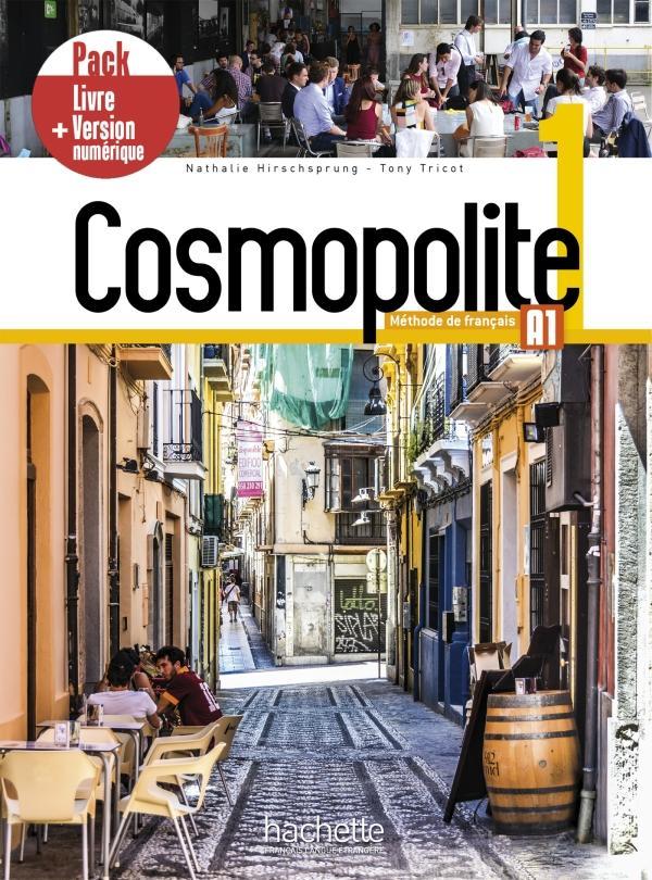 Cosmopolite 1 - Pack Livre + Version numérique