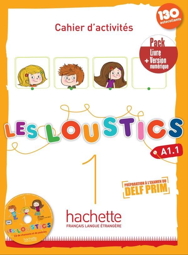 Les Loustics 1 - Pack Cahier + Version numérique