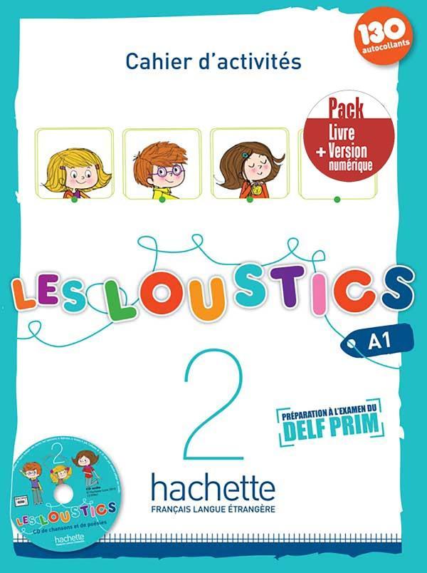 Les Loustics 2 - Pack Cahier + Version numérique
