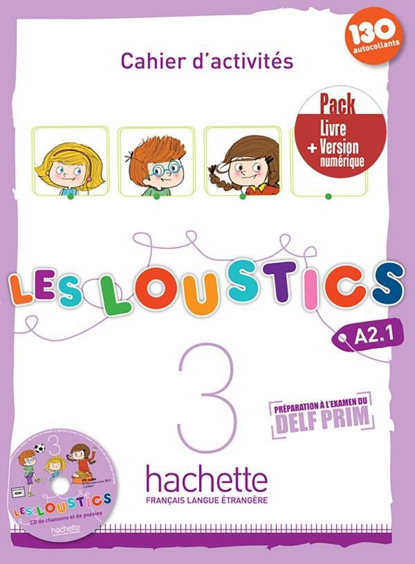 Les Loustics 3 - Pack Cahier + Version numérique