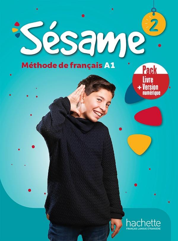 SÉSAME 2 · Pack Livre de l'élève + Version numérique