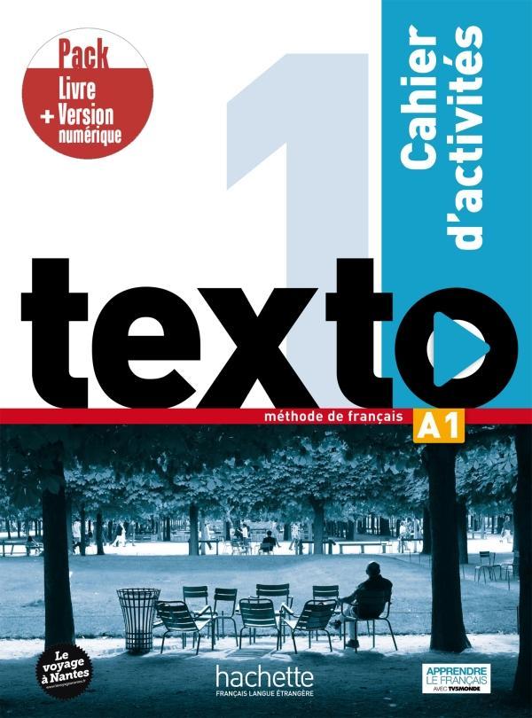 Texto 1 - Pack Cahier + Version numérique